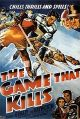The Game That Kills (1937) DVD-R