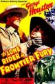The Lone Rider in Frontier Fury (1941) DVD-R