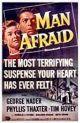 Man Afraid (1957) DVD-R